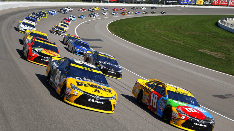 NASCAR racing – what are they and why do Americans love ...
